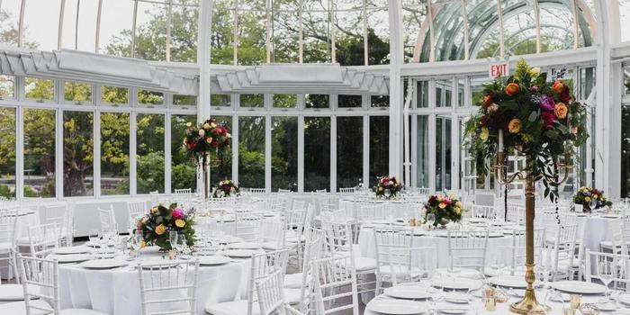 The Palm House At Brooklyn Botanic Garden Central Interiors